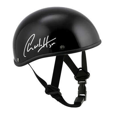 Charlie Hunnam Autographed Sons Of Anarchy Jax Screen Accurate Motorcycle Helmet