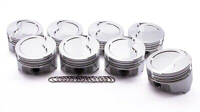 Icon Pistons Olds 455 Forged D-cup Piston Set 4.156 -255cc Ic887.030