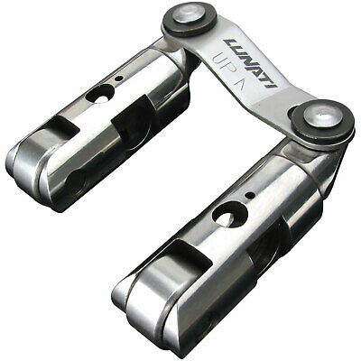 Lunati 72443-16 Oiling Vertical Bar Roller Lifters Small Block Chevy 262-400 V8
