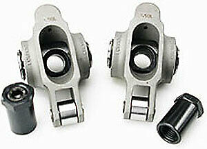 Crower 73613-16 Enduro Stainless Rocker Arms Ford 289 302 351w V8 Ratio: 1.65 St