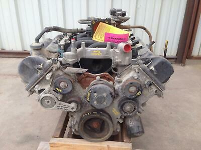Engine Assembly Fits 09-10 Ford F150 Pickup 4.6l Vin W 8th Digit 29993