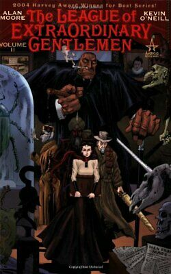 New - The League Of Extraordinary Gentlemen, Vol. 2 By Alan Moore
