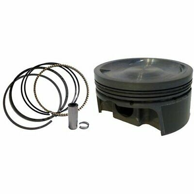 Mahle 930249140 Small Block Ford Powerpak Piston & Ring Kit Forged 4032 High Sil