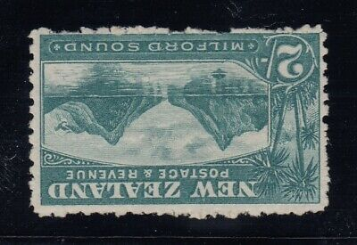 """New Zealand, Sg 316w, Mlh """"watermark Inverted"""" Variety"""