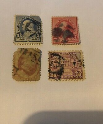 United States Stamp 1850-1910 Exclusive And Rare