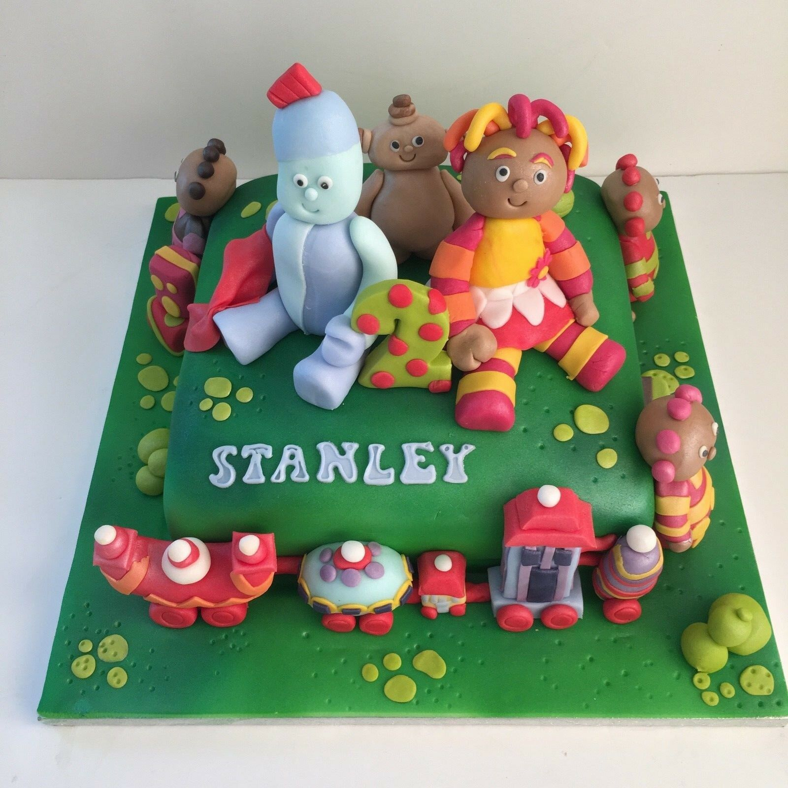 Best Iggle Piggle Cake Decorations deals | Compare Prices on dealsan ...