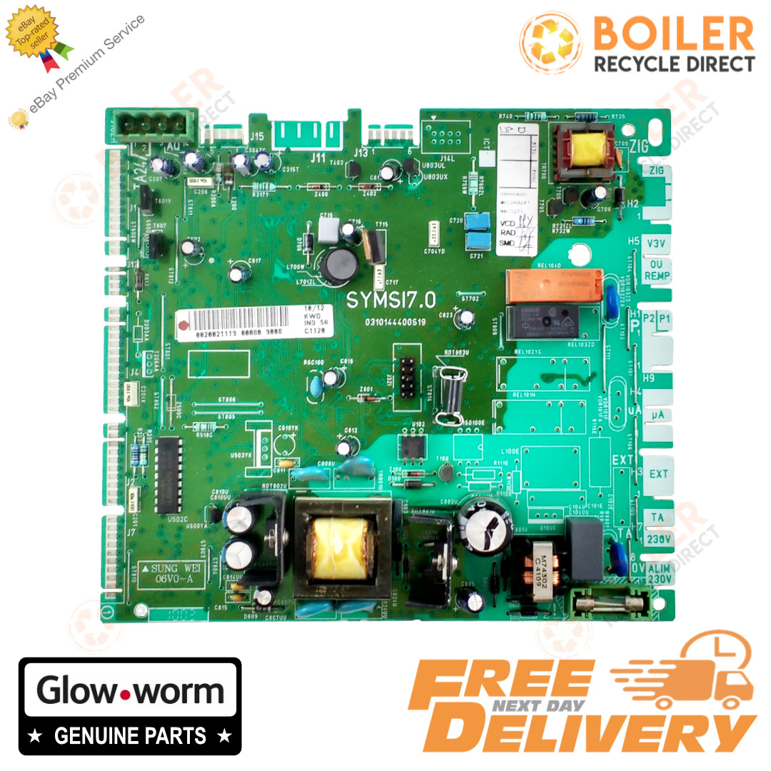 Best Glow Worm Cxi Pcb deals | Compare Prices on dealsan.co.uk