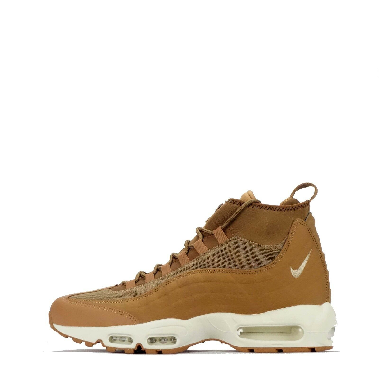 Nike Air Max 95 Sneakerboot UOMO MEDIO Scarpe in in lino / ALE BIRRA MARRONE