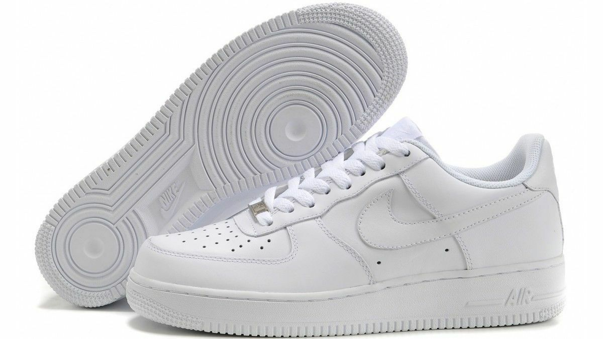 nike air force basse donna