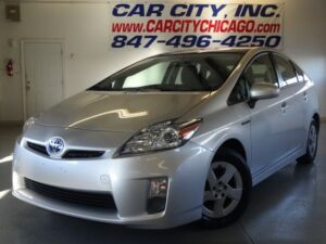 2011 Toyota Prius Base Hatchback 4-Door 2011 TOYOTA PRIUS III WITH JUST 93K MILES!! CLEAN CARFAX REPORT WITH ONLY1 PREVI300