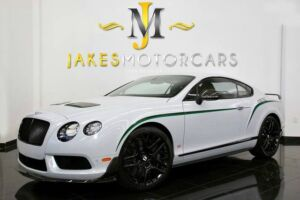 2015 Bentley Continental GT GT3-R ($346K MSRP)~Car #46 of 99 Made for the USA! 2015 BENTLEY GT3-R, $346K MSRP! CAR #46 OF 99 MADE FOR USA, ONLY 1800 MILES!300