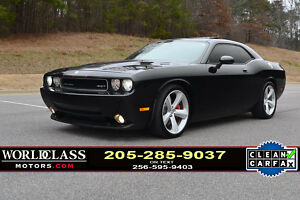 2008 Dodge Challenger 2dr Coupe SRT8 Loaded 2008 Dodge Challenger SRT8 6.1L Hemi V8 w/Nav, sunroof & LOW miles! 0910300