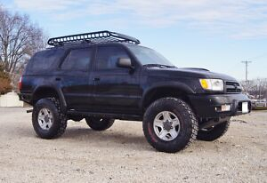 1999 Toyota 4Runner SR5 Sport 1999 Lifted Toyota 4runner Sport SR5 Black300