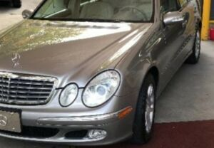 2004 Mercedes-Benz E-Class 320 Sedan 2004 Mercedes-Benz E, Beige with 97000 Miles available now!300