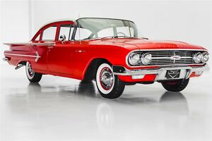 1960 Chevrolet Bel Air/150/210 Fresh Restoration 1960 Chevrolet Bel Air Fresh Restoration Manual300