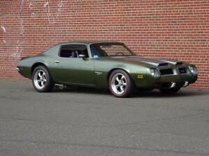 1974 Pontiac Firebird Formula 350 1974 Pontiac Firebird Formula 350 four speed.  Nice driver.300