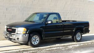 2005 GMC Sierra 1500 Regular Cab Pickup 2-Door 2005 GMC Sierra 1500. 96,782 miles. 5-SPEED. 4.3L . 8' Bed...Chevy Silverado300