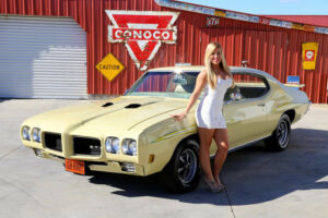 1970 Pontiac GTO  1970 Pontaic GTO Judge 400 Auto PHS Documents Build Sheet Power Steering PB300