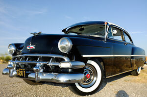 1954 Chevrolet Bel Air/150/210  1954 Chevy Bel Air 210 2 door Coupe300