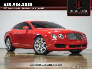 2006 Bentley Continental GT GT Coupe 2-Door 2006 Bentley300
