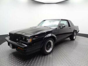 1987 Buick Grand National Base Coupe 2-Door 1987 Buick GNX300