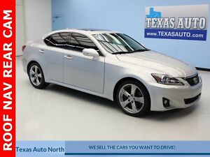 2012 Lexus IS 350 Texas Auto North 2012 Lexus IS 350 52249 Miles Mercury Metallic 3.5L V6 DOHC VVT300
