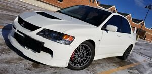 2006 Mitsubishi Lancer Evolution MR Sedan 4-Door 2006 MITSUBISHI LANCER EVOLUTION MR WITH ONLY 29K.MILES300