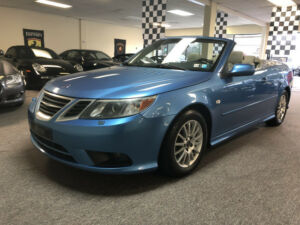 2008 Saab 9-3 2.0T Convertible 2-Door convertible free shipping warranty finance clean carfax serviced luxury cheap300