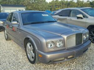2006 Bentley Arnage T 2006 Bentley Arnage T Mulliner Edition For Sale Best Price Nationwide LOW MILES300