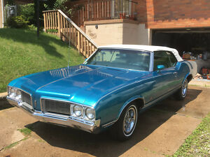 1970 Oldsmobile Cutlass  1970 Cutlass Supreme Convertable300