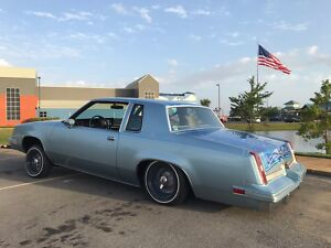 1987 Oldsmobile Cutlass Custom 1987 Olds Cutlass Jesse James Custom Flake West Coast Choppers Dayton Bagged300