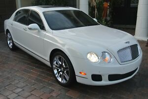 2010 Bentley Continental Flying Spur  2010 Bentley Continental Flying Spur Sedan 4-Door 6.0L300