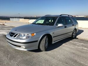 2004 Saab 9-5  2004 SAAB  9-5 LINEAR, LOW 96K MILES, 2 OWNERS,NICE SPORTY WAGON !300