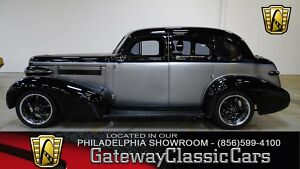 1937 Buick 40 -- 1937 Buick 40  0 Black & Silver Sedan 383 CID Stroker V8 4-Speed Automatic300