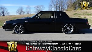 1987 Buick Regal Grand National 1987 Buick Regal300