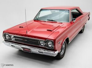 1967 Plymouth GTX  Matching Numbers Motor/Transmission - New Interior - Power Steering/Brakes -300