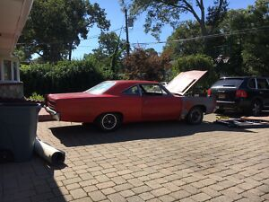 1969 Plymouth Road Runner  1969 Plymouth Road Runner Numbers Matching Plus  Extra 1969 440 HP Engine300