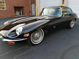 1970 Jaguar E-Type FHC 1970 Jaguar E-Type Coupe300