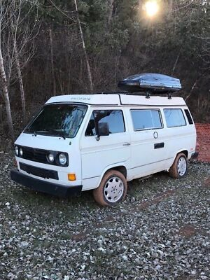 1986 Volkswagen Bus/Vanagon  1986 VOLKSWAGON VANAGON WITH UPGRADES INCLUDING NEWLY REBUILT SUBARU ENGINE!!!300