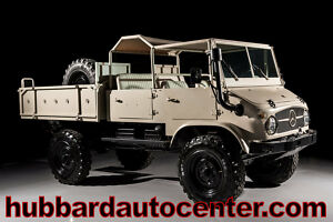 1963 Mercedes-Benz Unimog  1963 Mercedes-Benz Unimog, Just completed full restoration, Rare 4 door, WOW!300