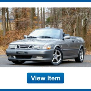 2001 Saab 9-3 Viggen 2002 Saab 9-3 Viggen 4dr 5SP Manual 1 OWNER Florida Turbo CARFAX300