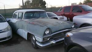 1955 Packard Clipper sedan Packard Clipper 1955 Proyect300