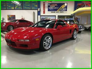 1995 Acura NSX Open Top 1995 Open Top Used 3L V6 24V RWD Coupe300