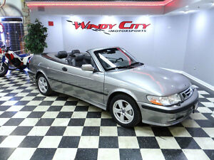 2002 Saab 9-3 Se Turbo AAB 9-3 SE Turbo Convertible Low Miles Rust Free Heated Leather Well Maintained300