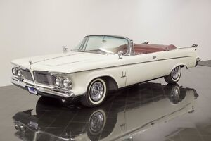 1962 Chrysler Imperial Crown Convertible 1962 Chrysler Imperial Crown Convertible300