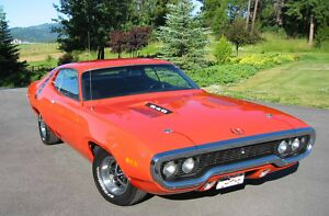 1971 Plymouth Road Runner  Numbers matching 340300