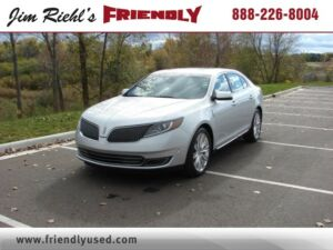 2014 Lincoln MKS 4dr Sdn 3.5L AWD EcoBoost 2014 LINCOLN MKS300