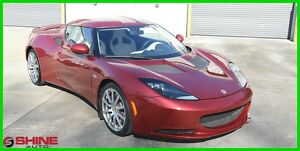 2011 Lotus Evora 2+2 2011 Lotus 2+2 Manual RWD Premium300