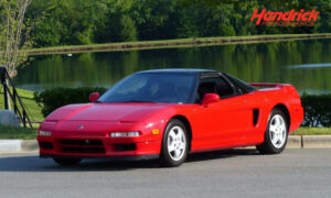 1992 Acura NSX 2dr Coupe Sport 5-Speed 1992 Acura NSX300