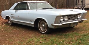 1964 Buick Riviera Base 1964 Buick Riviera with the 425 Wildcat300